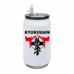 Термобанка 350ml Kyokushin