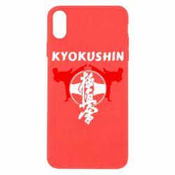 Чехол для iPhone X/Xs Kyokushin