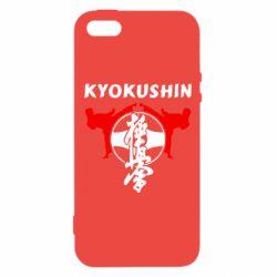Чехол для iPhone5/5S/SE Kyokushin