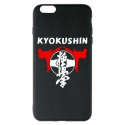 Чехол для iPhone 6 Plus/6S Plus Kyokushin
