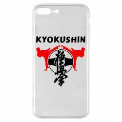 Чехол для iPhone 8 Plus Kyokushin