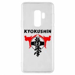 Чехол для Samsung S9+ Kyokushin
