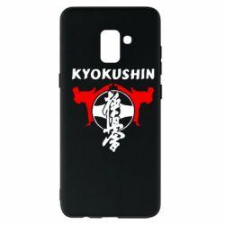 Чехол для Samsung A8+ 2018 Kyokushin