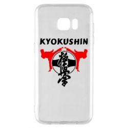 Чехол для Samsung S7 EDGE Kyokushin