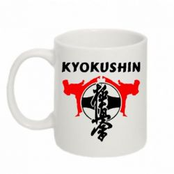 Кружка 320ml Kyokushin - FatLine