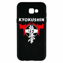 Чехол для Samsung A7 2017 Kyokushin
