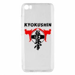Чохол для Xiaomi Mi5/Mi5 Pro Kyokushin