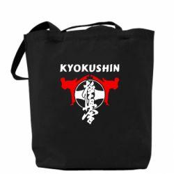 Сумка Kyokushin