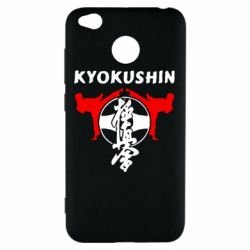 Чехол для Xiaomi Redmi 4x Kyokushin