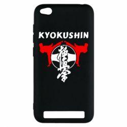 Чехол для Xiaomi Redmi 5a Kyokushin