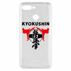 Чехол для Xiaomi Redmi 6 Kyokushin