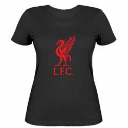 Женская футболка L. F. C