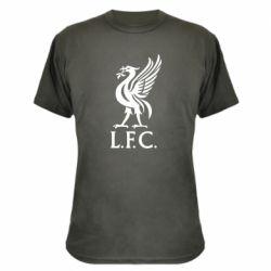 Камуфляжная футболка L. F. C