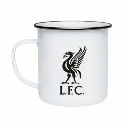 Кружка эмалированная L. F. C
