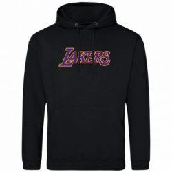 Мужская толстовка LA Lakers - FatLine