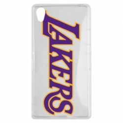 Чехол для Sony Xperia Z1 LA Lakers - FatLine