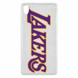 Чехол для Sony Xperia Z2 LA Lakers - FatLine