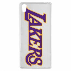 Чехол для Sony Xperia Z5 LA Lakers - FatLine