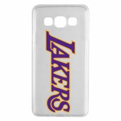 Чехол для Samsung A3 2015 LA Lakers - FatLine