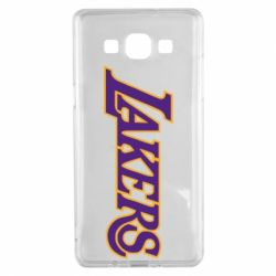 Чехол для Samsung A5 2015 LA Lakers - FatLine