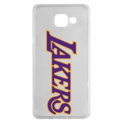 Чехол для Samsung A5 2016 LA Lakers - FatLine