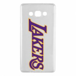 Чехол для Samsung A7 2015 LA Lakers - FatLine