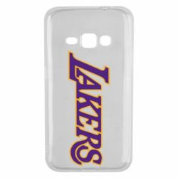 Чехол для Samsung J1 2016 LA Lakers - FatLine