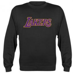 Реглан (свитшот) LA Lakers - FatLine