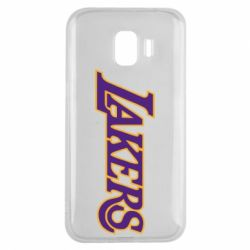 Чехол для Samsung J2 2018 LA Lakers - FatLine