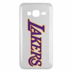 Чехол для Samsung J3 2016 LA Lakers - FatLine
