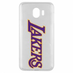 Чехол для Samsung J4 LA Lakers - FatLine