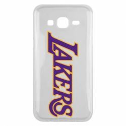 Чехол для Samsung J5 2015 LA Lakers - FatLine