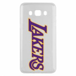 Чехол для Samsung J5 2016 LA Lakers - FatLine