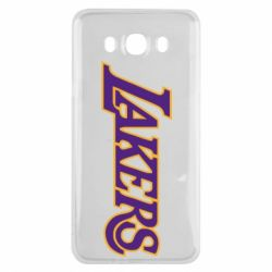 Чехол для Samsung J7 2016 LA Lakers - FatLine