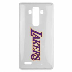 Чехол для LG G4 LA Lakers - FatLine