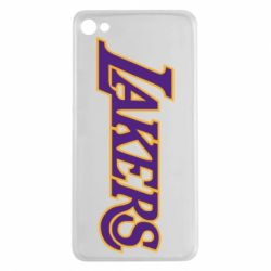 Чехол для Meizu U20 LA Lakers - FatLine