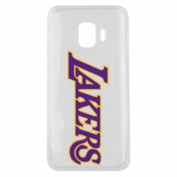 Чехол для Samsung J2 Core LA Lakers - FatLine