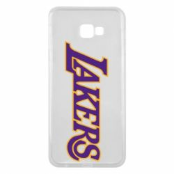 Чехол для Samsung J4 Plus 2018 LA Lakers - FatLine