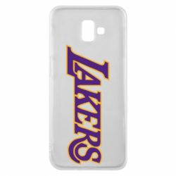 Чехол для Samsung J6 Plus 2018 LA Lakers - FatLine