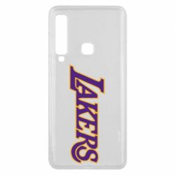 Чехол для Samsung A9 2018 LA Lakers - FatLine