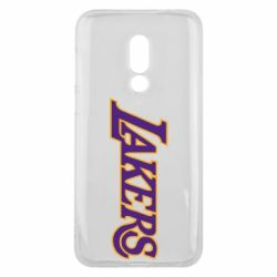 Чехол для Meizu 16 LA Lakers - FatLine