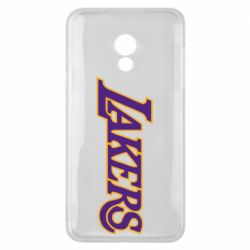 Чехол для Meizu 15 Lite LA Lakers - FatLine