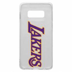 Чохол для Samsung S10e LA Lakers