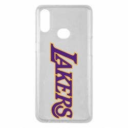 Чохол для Samsung A10s LA Lakers