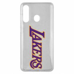 Чохол для Samsung M40 LA Lakers