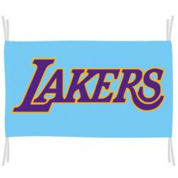 Прапор LA Lakers