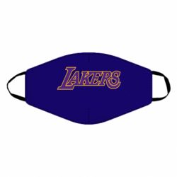Маска для обличчя LA Lakers