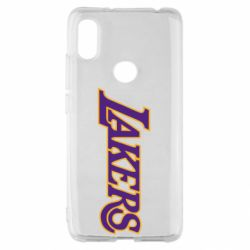 Чохол для Xiaomi Redmi S2 LA Lakers
