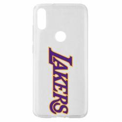 Чохол для Xiaomi Mi Play LA Lakers