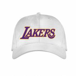 Детская кепка LA Lakers - FatLine